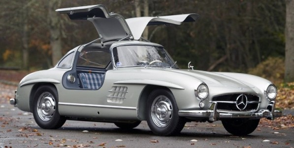 alloy gullwing 597x302 1955 Gullwing Sells For A Princely Amount