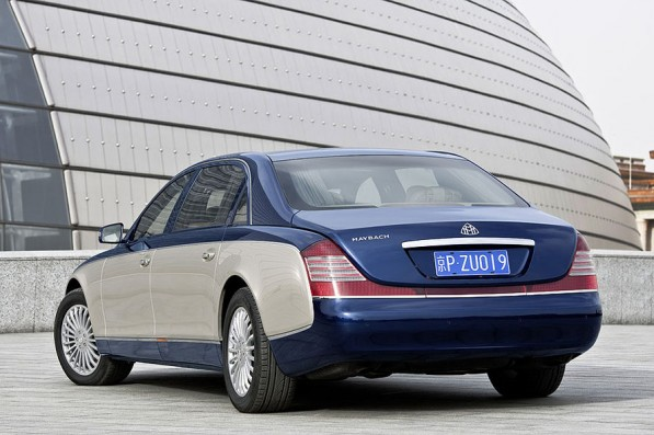 maybye 597x397 Mercedes Axes Maybach Brand