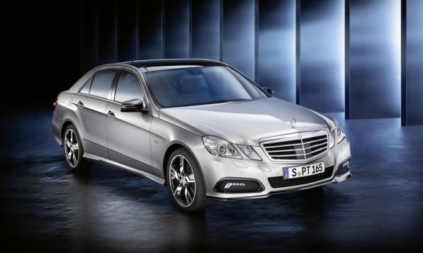 mercedes benz e Class 597x357 Mercedes Benz models lead the field for resale value