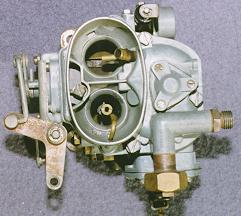 MercedesBenz Ponton Carburetor Photos © wwwmbzponton