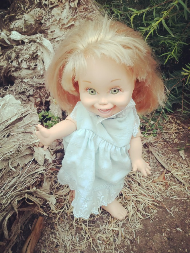Baby Face Doll So Funny Natalie So Funny