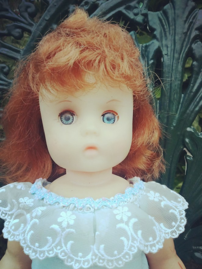 Vintage  Doll made in England 3