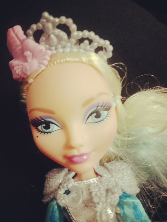 Ever After High Doll Darling Charming Blonde