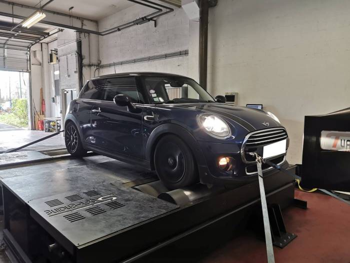 Mini Cooper F56 reprogrammation