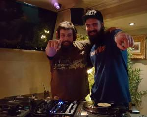 sp and mike djeing