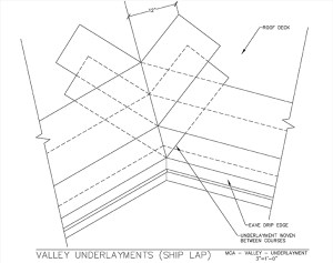 08-Valley-Underlayment