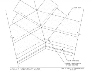 09---Valley-Underlayment
