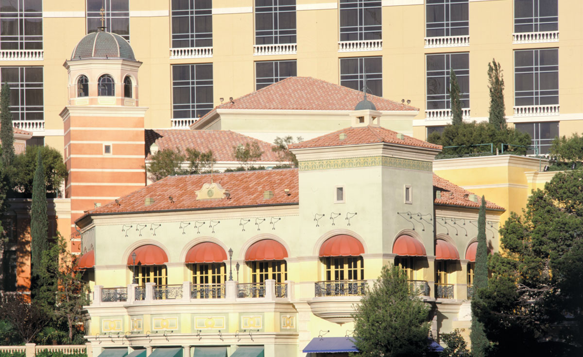 Bellagio Resort, Las Vegas, NV