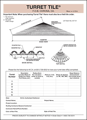 Download Turret Worksheet