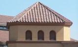 Detail of Westfield Valencia Town Center Valencia, CA