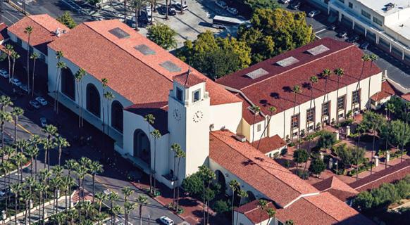 Los Angeles Historic Union Station