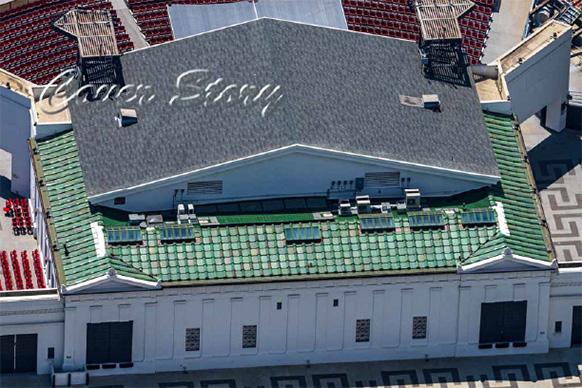 Western Roofing 01/21 Greek Theatre Re-roof
