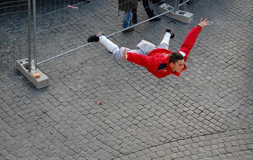 Capodanno cinese in Piazza del Popolo