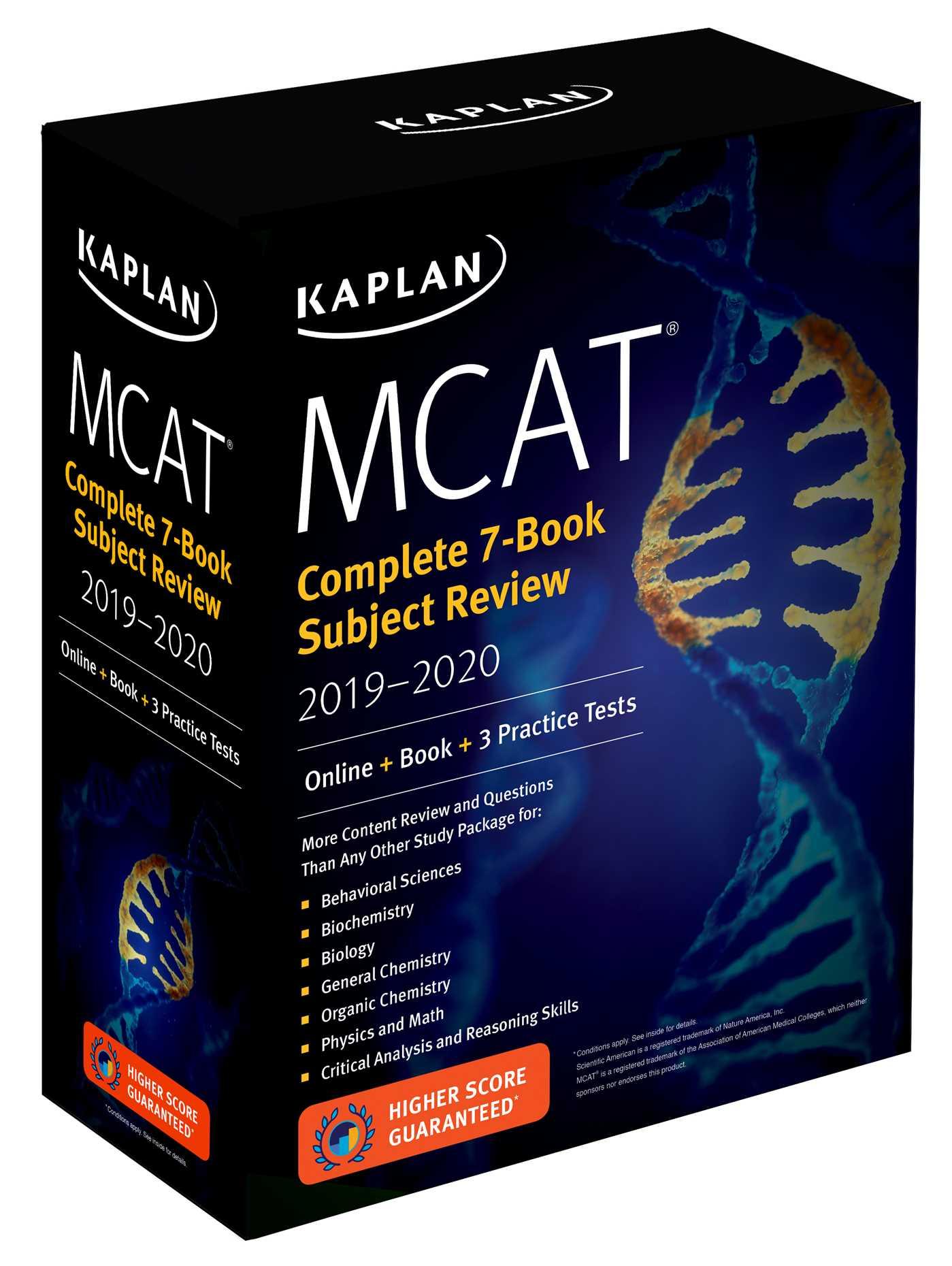 Mcat Prep Courses