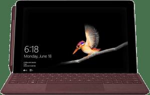 MCAT Adventure: Microsoft Surface Go