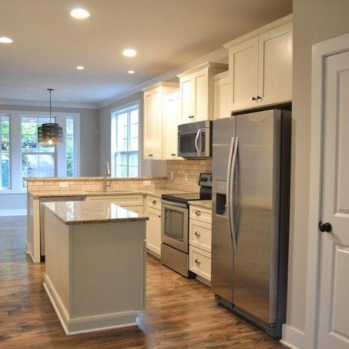 Sequoyah Hills Custom Home