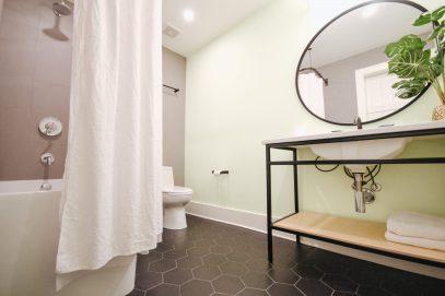 Downtown Loft Bathroom