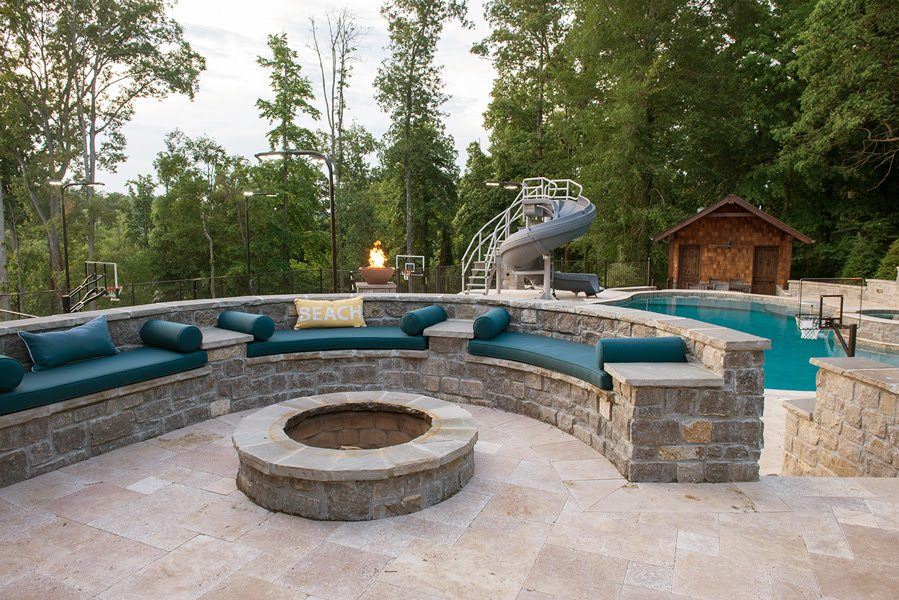 McCamy Custom Outdoor Living Designs for Every New Home