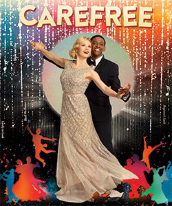 Image result for carefree dancin' with fred & ginger