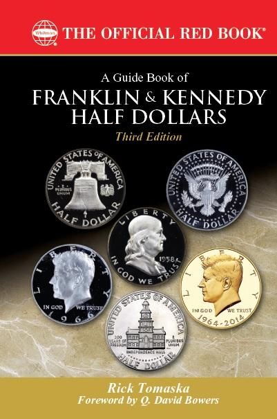 Guide Book of Franklin and Kennedy Half Dollars