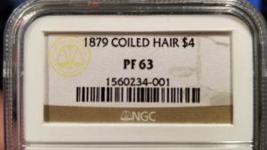 Fake NGC Stella insert label