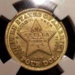 Fake Stella Gold Coin reverse