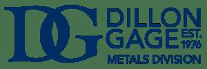 Dillon Gage Metals Division Logo