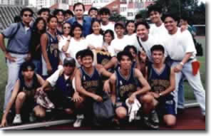 Participants with Senator Robert Jaworski