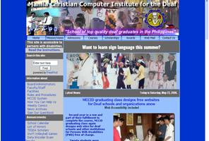 MCCID Online Website now 12 years old