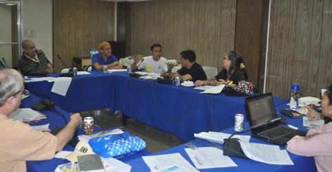 MCCID Trainor participates in UP Human Rights Discussion