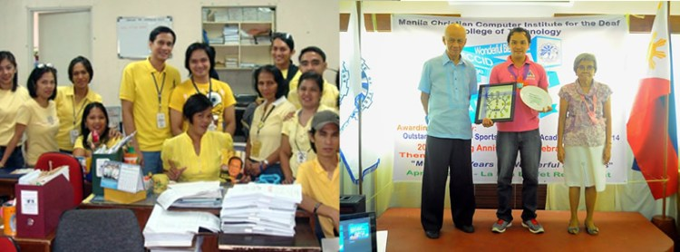 Most Outstanding Alumnus in Local Government Service - Carlito Pasaporte Jr.
