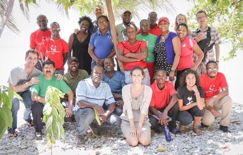 MCC Haiti team pic