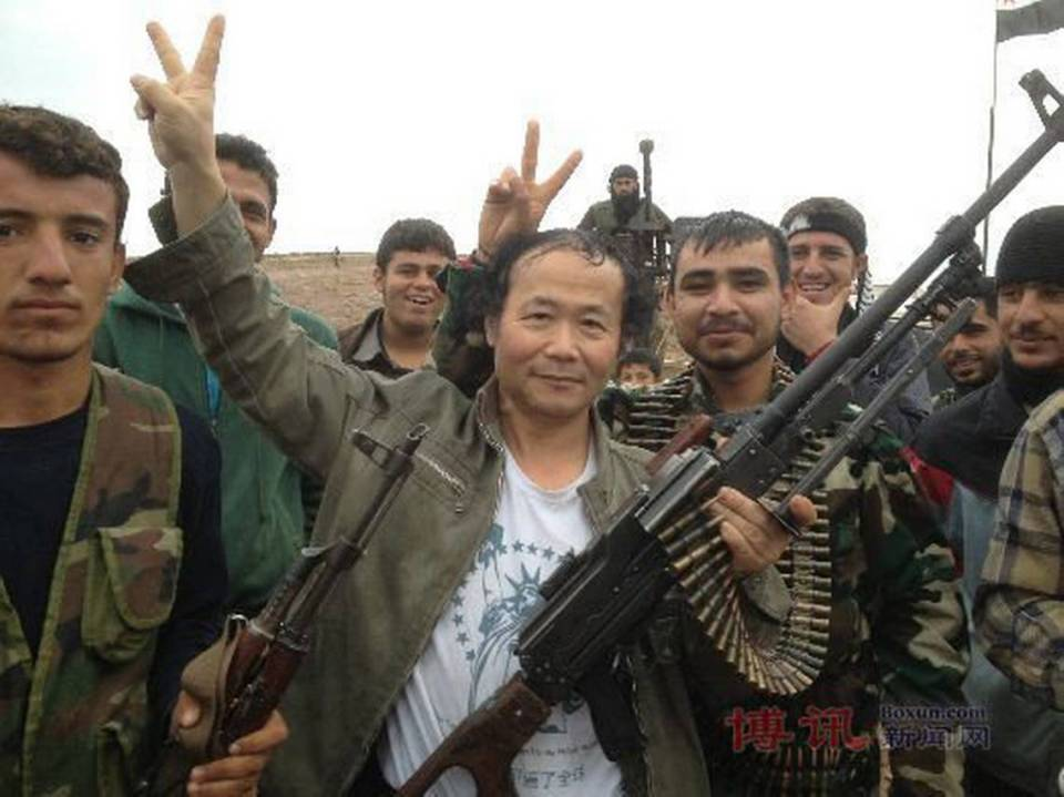 Are Muslim Uighurs fleeing China to join the Islamic State? | McClatchy  Washington Bureau