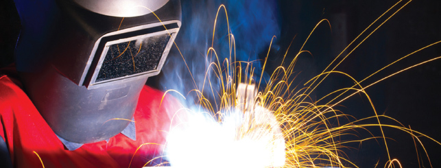Welding degree online