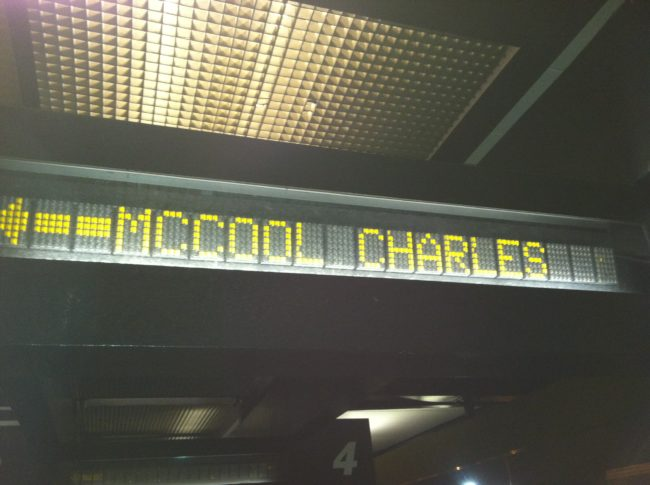 McCool Travel: Hertz Gold Service