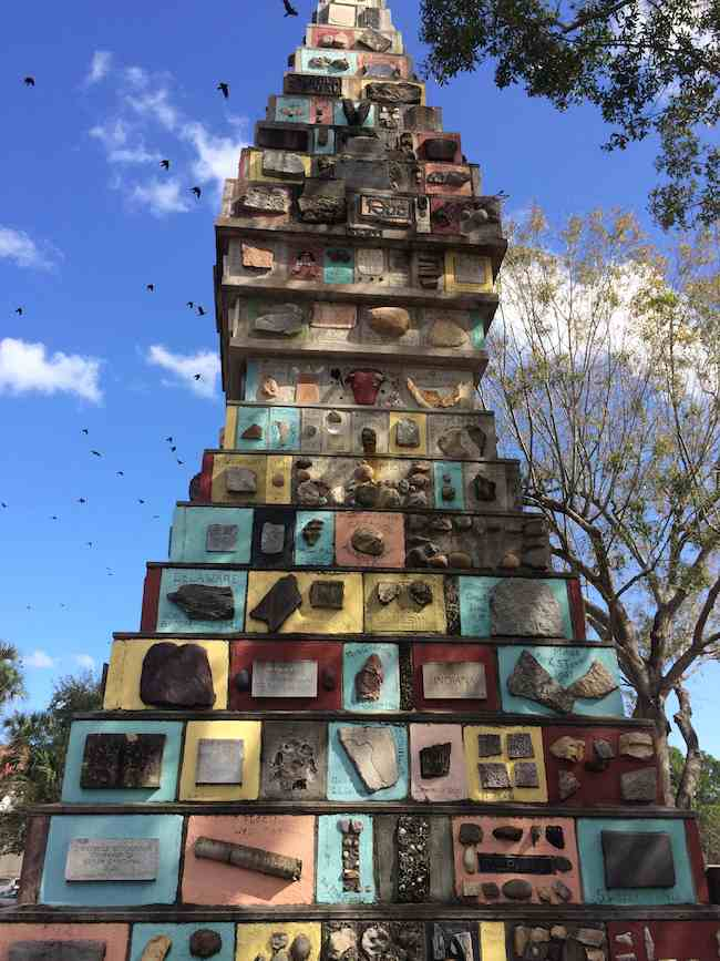 Monument of States, Kissimmee Florida