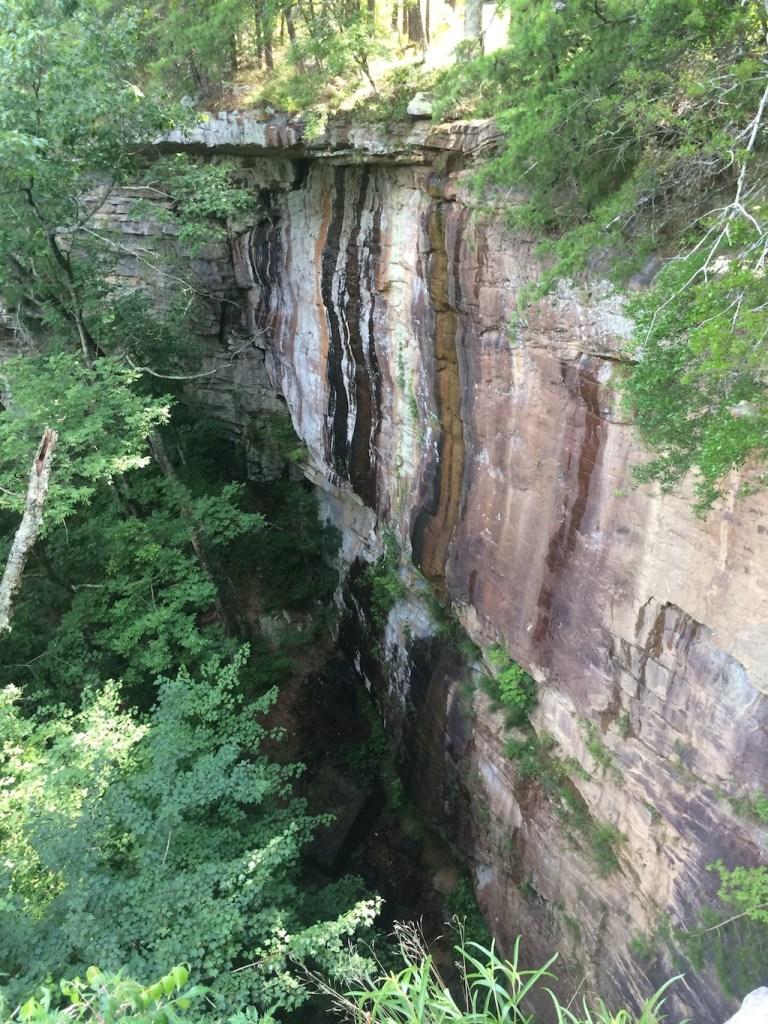 Northeast Alabama Little River Canyon