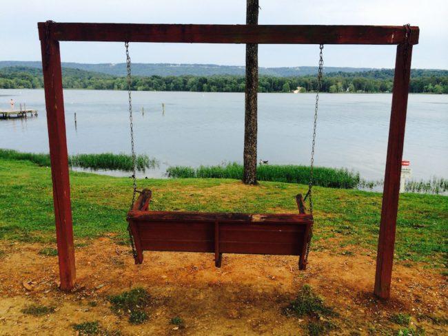 Northeast Alabama swing