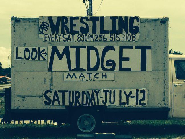 Northeast Alabama wrestling