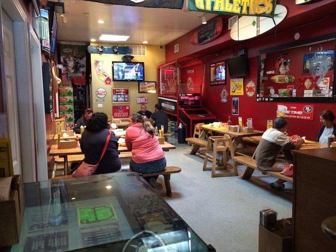 Taco Shop @ Underdogs, SF