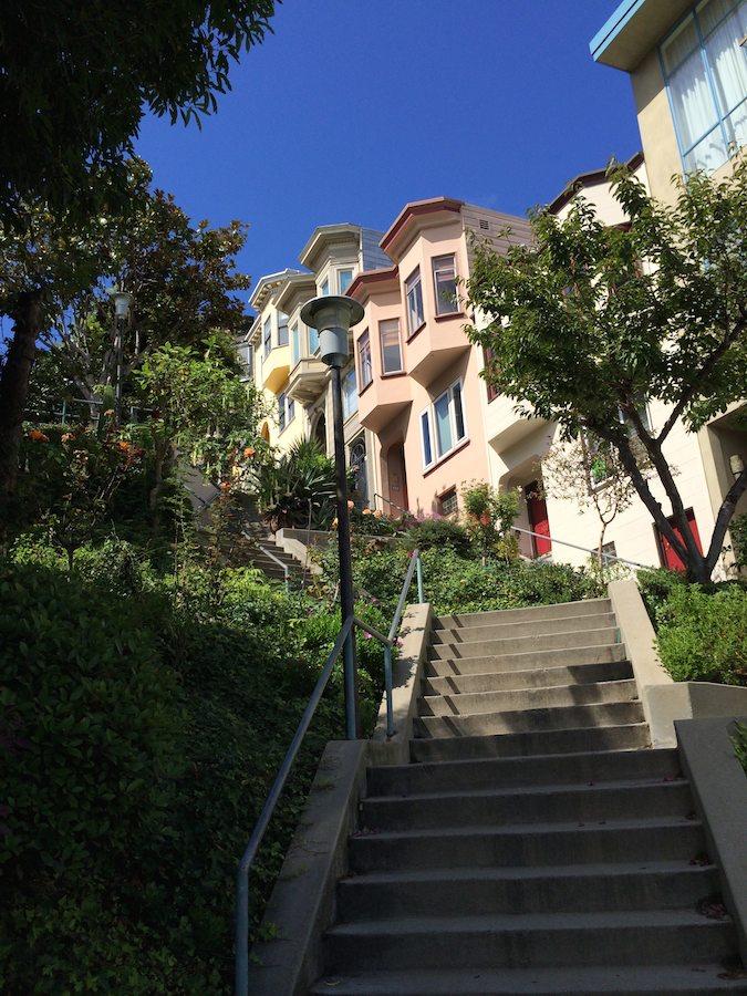 Vallejo Steps, San Francisco