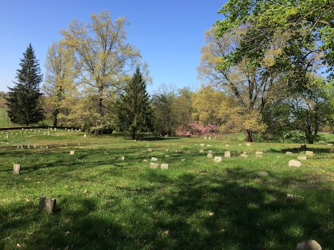 Waterford Virginia Quaker Cemetery