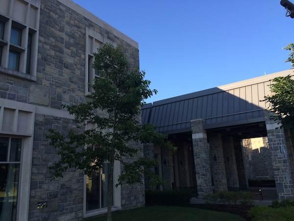 Inn at Virginia Tech Hokie stone