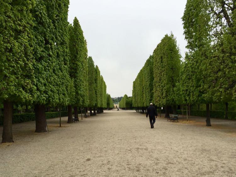 Schonnbrun Palace Gardens Viking River