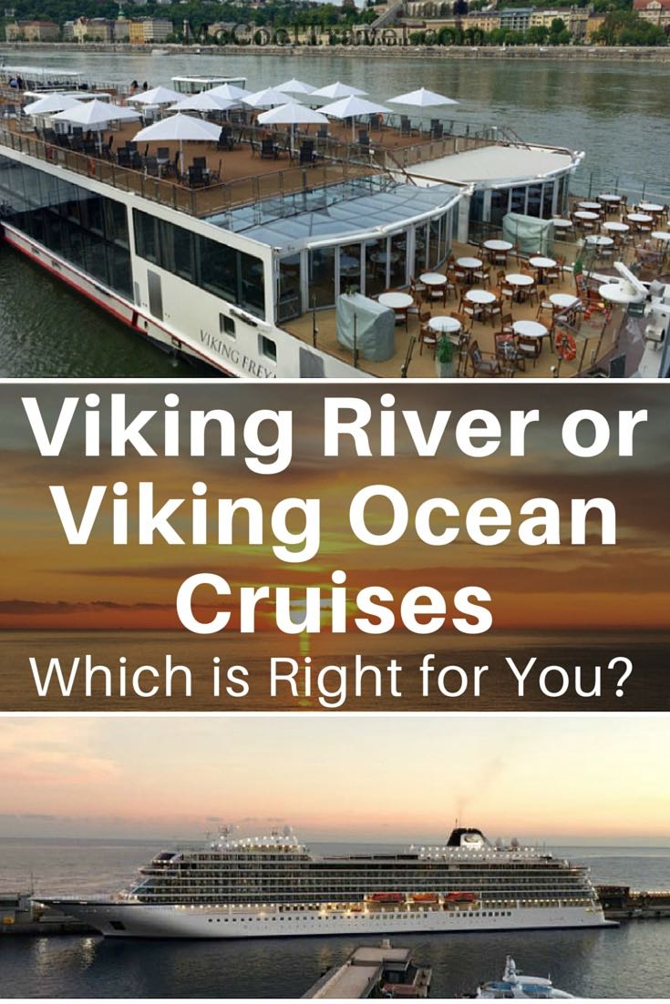 Our comparisons and tips will help you decide whether Viking River or Viking Ocean Cruises will offer the better vacation for your travel preferences.
