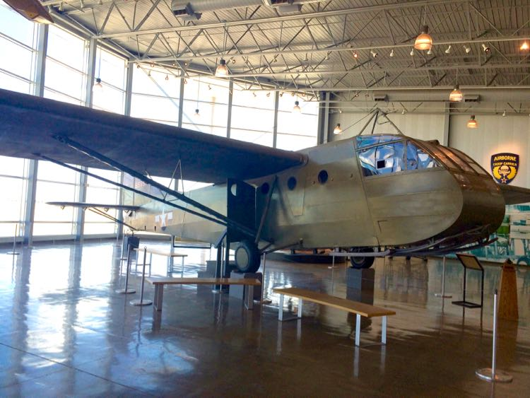 Silent Wings Museum in Lubbock Texas