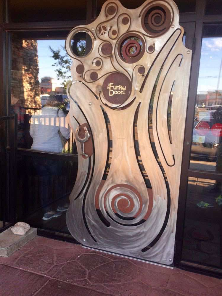 8 Great Things to do in Lubbock: Funky Door