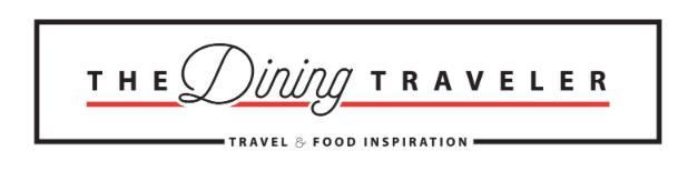 food travel bloggers to follow: Dining Traveler, Jessica van Dop DeJesus