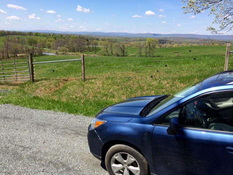 Explore the Unpaved Roads of Loudoun County