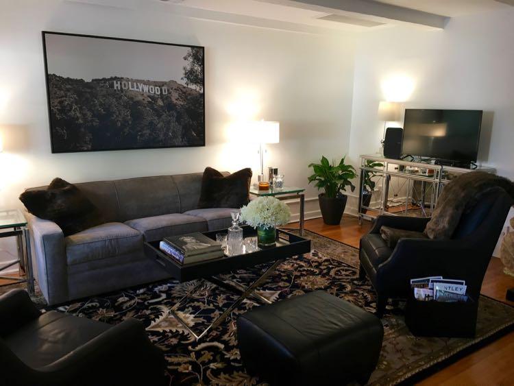 Gloria Swanson room at Amin Casa